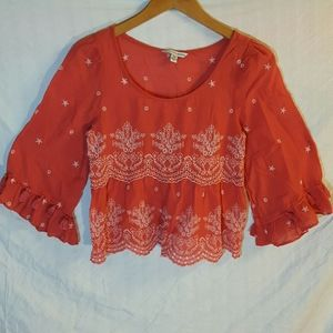 Sz XS used American Eagle top